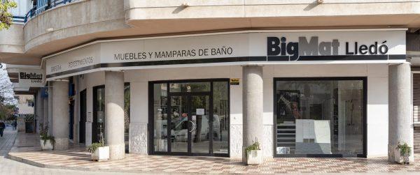 Tienda de interiorismo en Albufereta, Alicante - BigMat Lledó